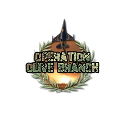 #OperationOliveBranch Logo