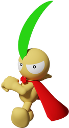 Jinx Smashified (Unofficial) by GenoForSmash