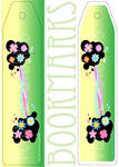 Spring Explosion - BOOKMARKS