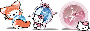 Hello Kitty - Icons Browsers