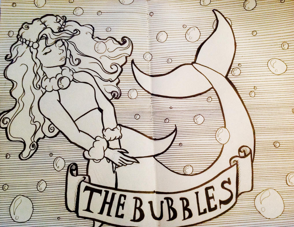 The Bubbles by Xinmai