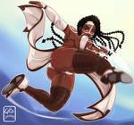 Fissure - Mortal Kombat OC
