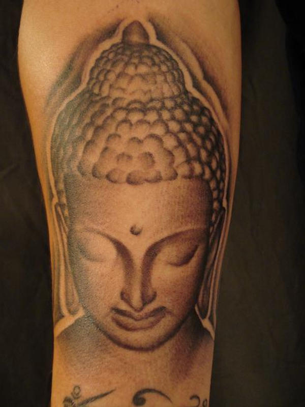 Buddha Sleeve Tattoo Designs