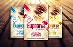 Euphoria Nightclub/Party Flyer