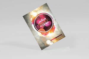 Absolute Nightclub/Party Flyer by Dannygdesigns