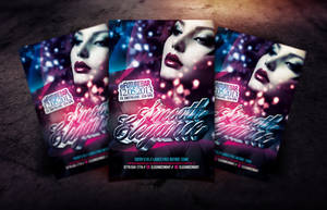 Smooth Elegance Flyer Template by Dannygdesigns