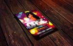 Base Nightclub/Party Flyer Template