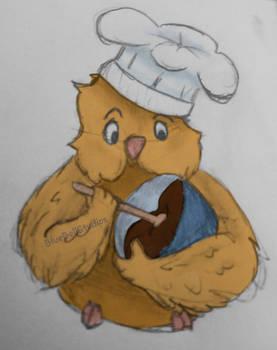 Chef birb