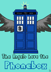 The Angels have the Phonebox!