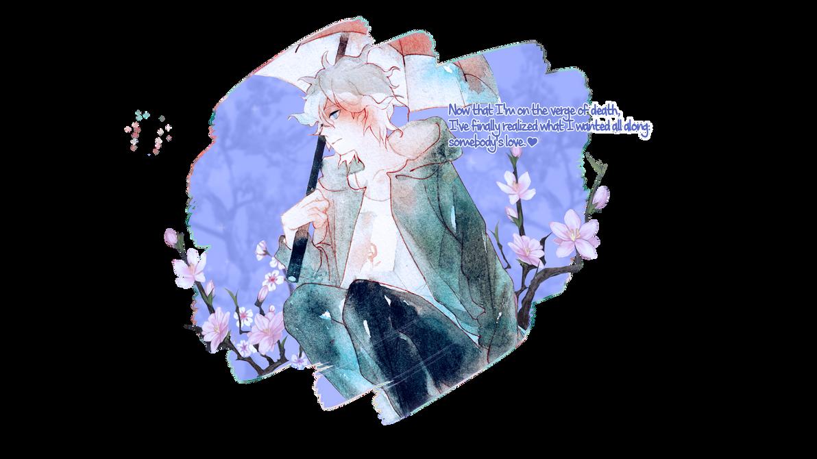 Somebody's love (version 1) by MeganeAyumii