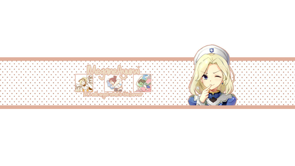 Mercy banner by MeganeAyumii