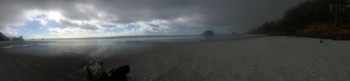 Arcadia Beach by StarlightGunfighter