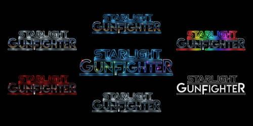 Starlight Gunfighter Logos by StarlightGunfighter