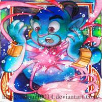 RIP / You Are Free, Genie!