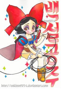 [Disney Princess Diva] Snow White