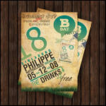 Philippe's B-Day Flyer