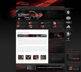 Aerosol Gaming - Sold