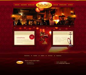 Arabic Nights Shisha Lounge