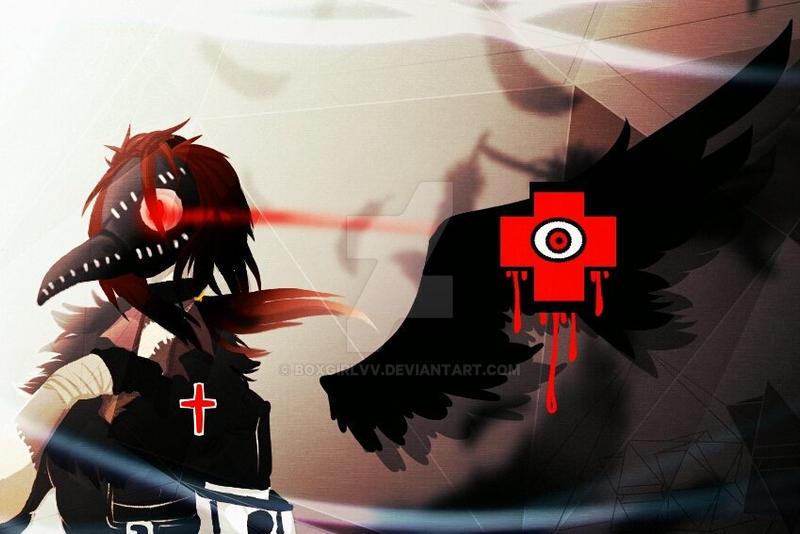 [Creepypata Oc : Doctor Irina (ref)] by BoXGirlVivi
