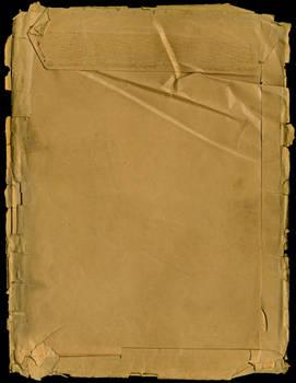 Grungy paper texture v.12