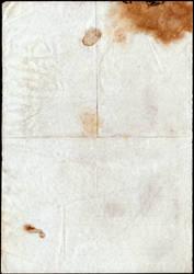 Grungy paper texture v.17