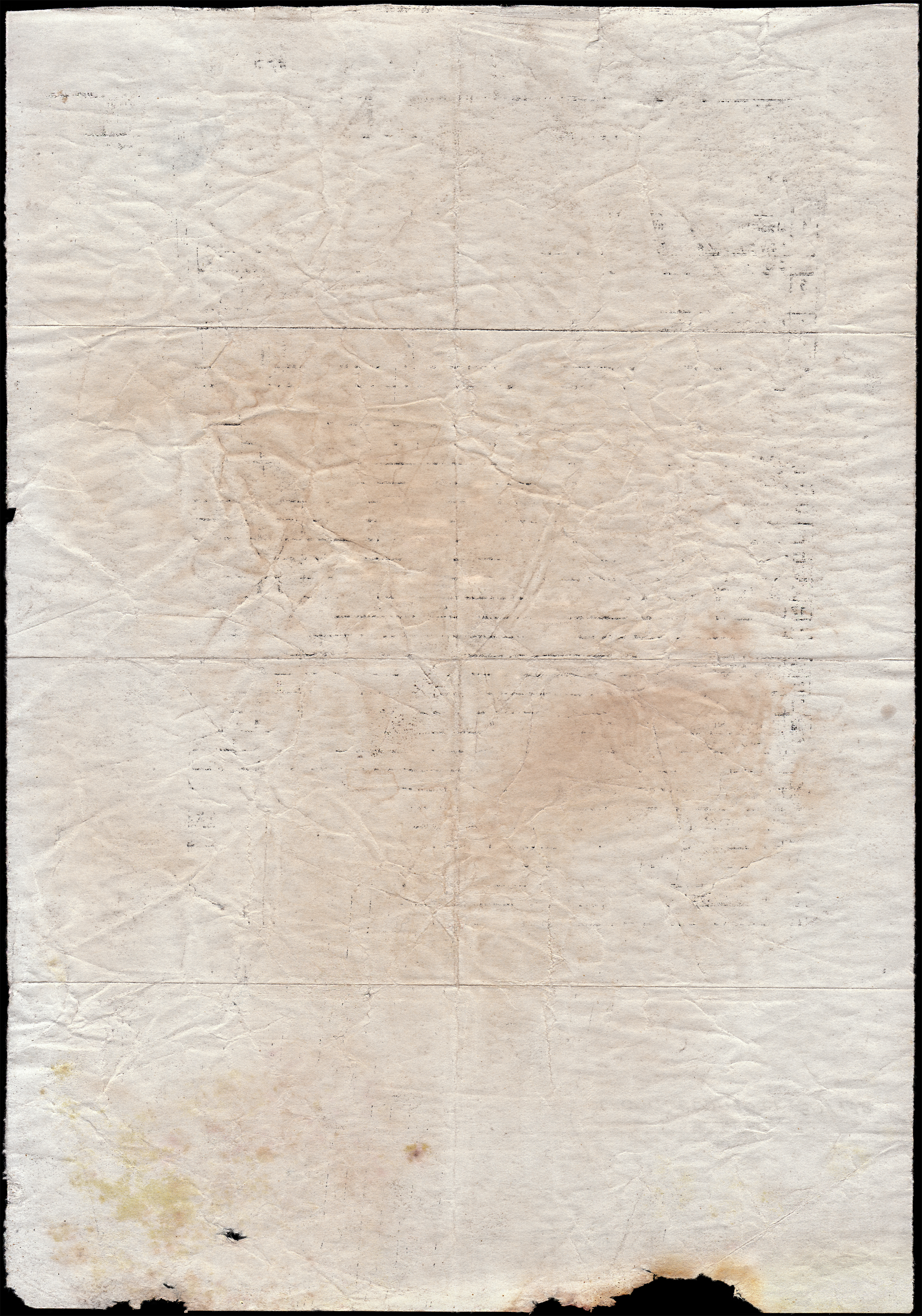 Grungy paper texture v.18 by bashcorpo