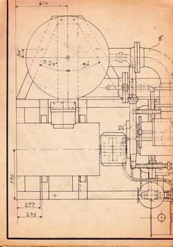 Blueprint texture II