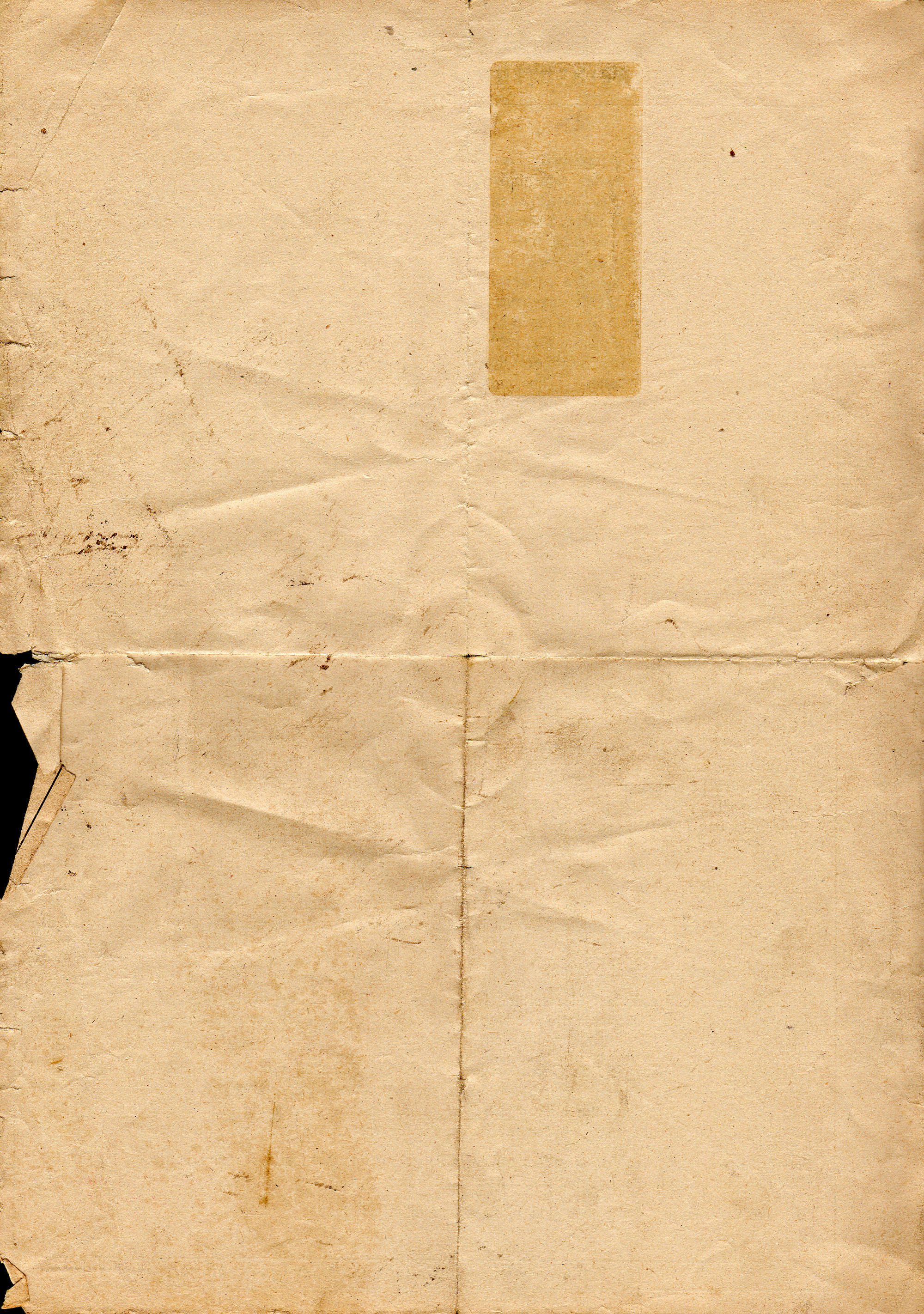 Grungy paper texture v.8 by bashcorpo