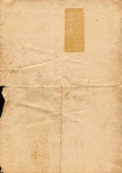 Grungy paper texture v.8