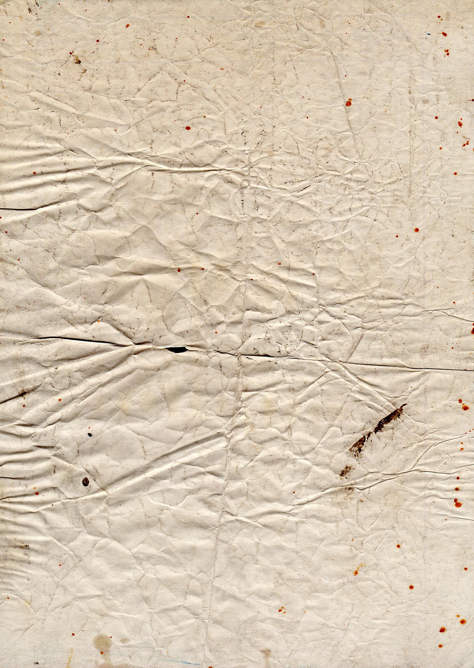 Grungy paper texture v.11