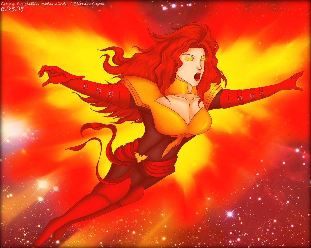 Set the Universe Ablaze! by BlizzardCaster