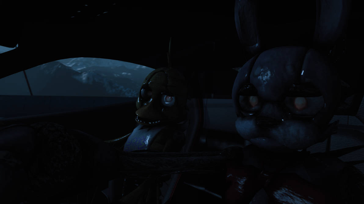 Drawkills: trip up the mountains (FNAF-SFM) by