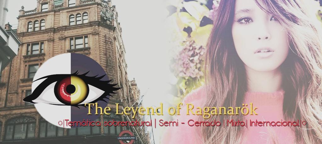 The leyend of ragnarok portada foro2 by YuriPaoo