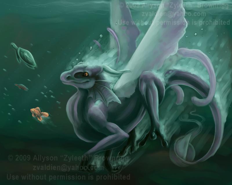 Loddie's Aquarium by Zyleeth