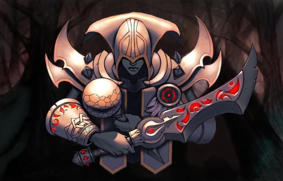 Shadow Priest Art Shadow Priest by Alexiarts