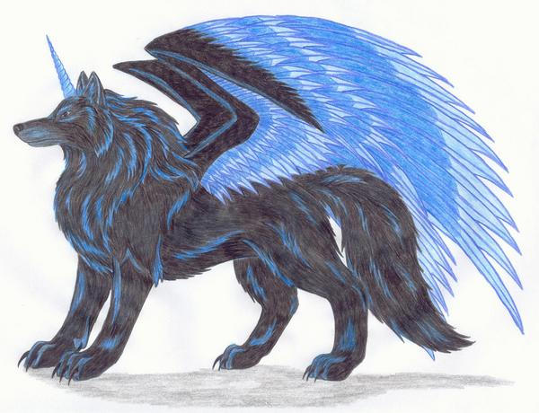 saphirthe wolf of darkness by wolfofdarkness on deviantart