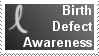 Birth Defect Awareness by KittyGreenEyes