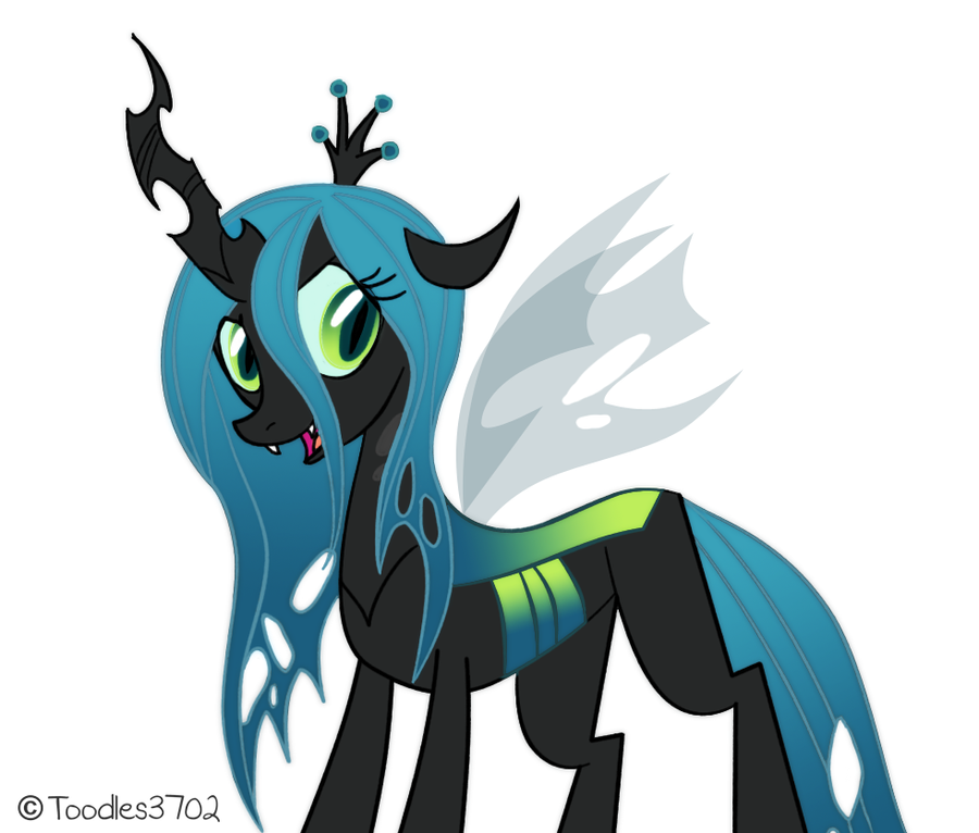 Queen Chrysalis by Toodles3702