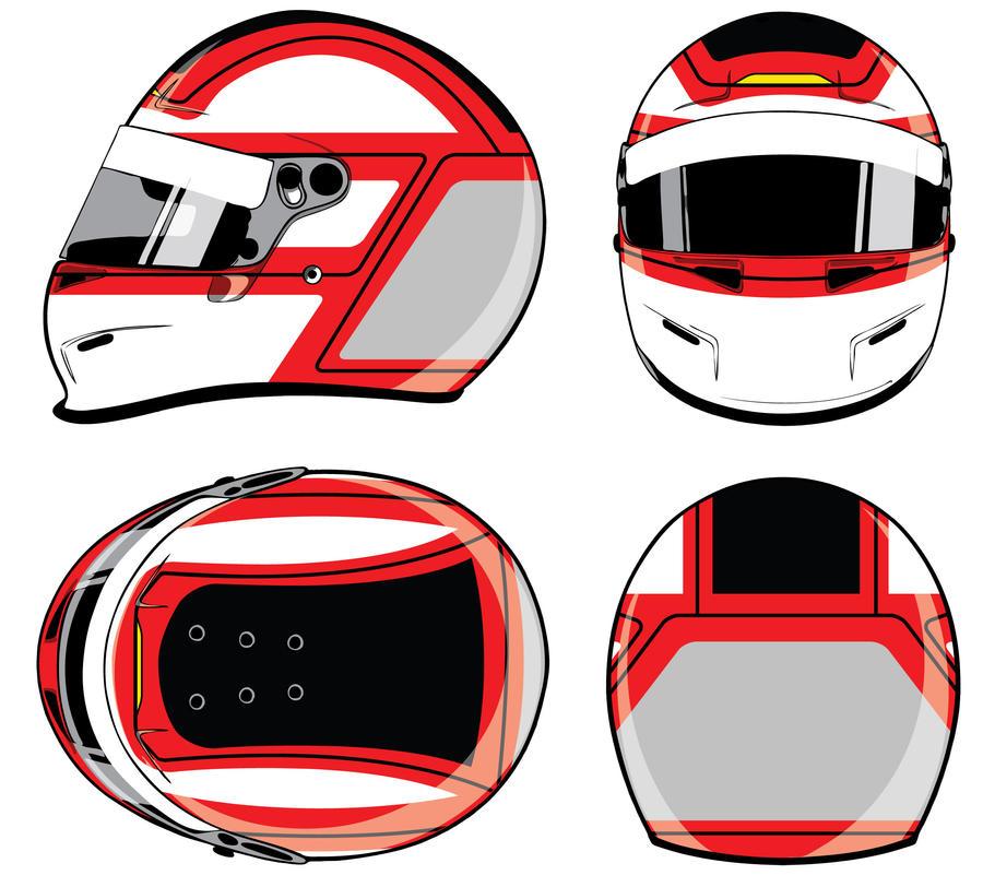 jaspion f1 helmet layout bell helmet by gusbor on deviantart artist clipart image artist clipart black and white palette