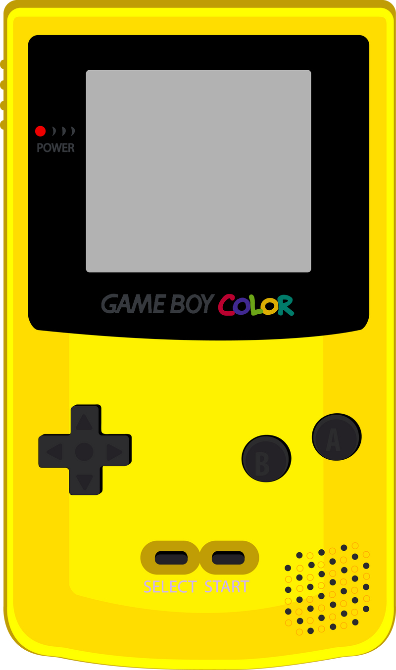 Image Result For Yellow Gameboy Color