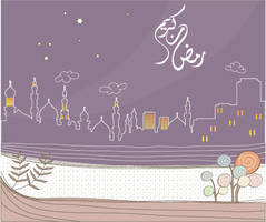 ahla_ramadan karim_ by 2a7la