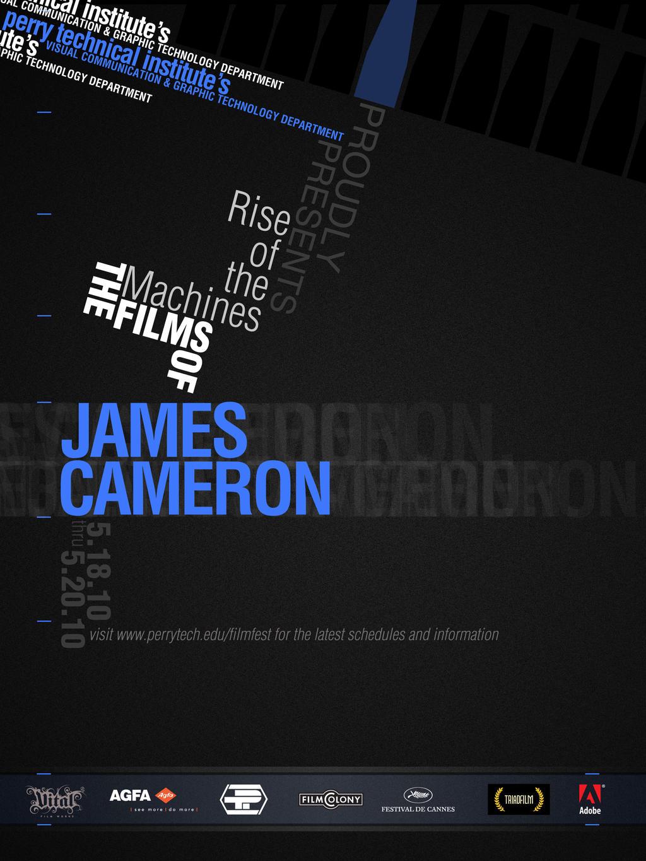 Film Festival Poster by EvasiveMedia