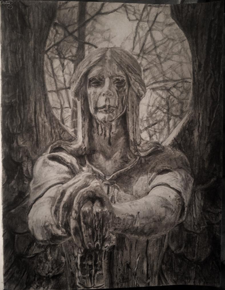 Death, Victorious by Austarius