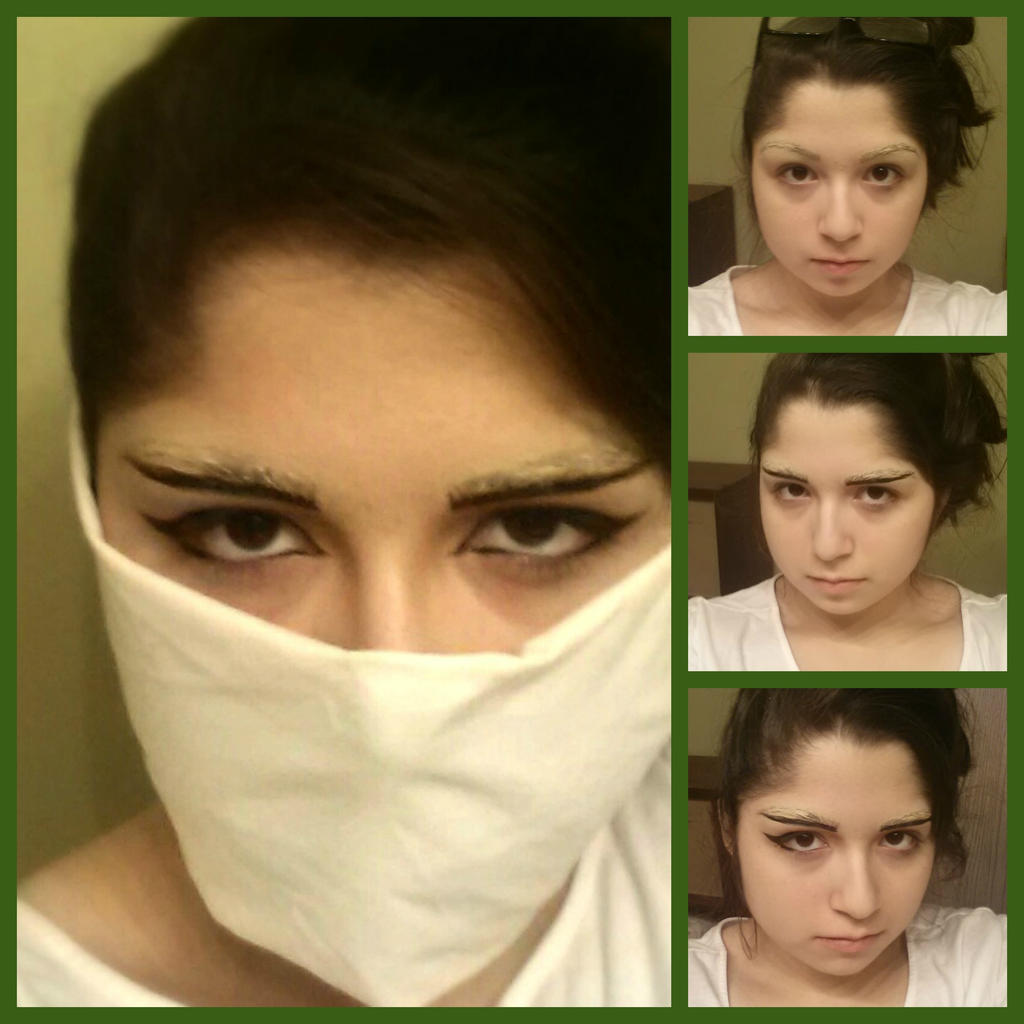Tutorials on syfy face off deviantart kiingcannibal 3 5 cleaning levi makeup testtutorial by pwheartgal baditri Choice Image