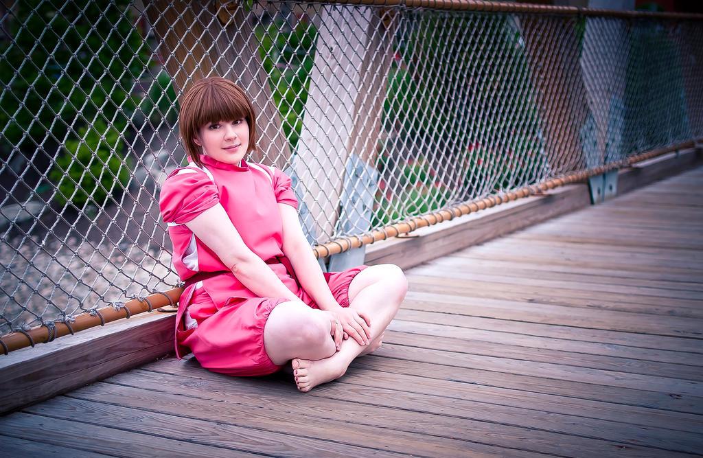 A little break for a little girl by MissCarlette