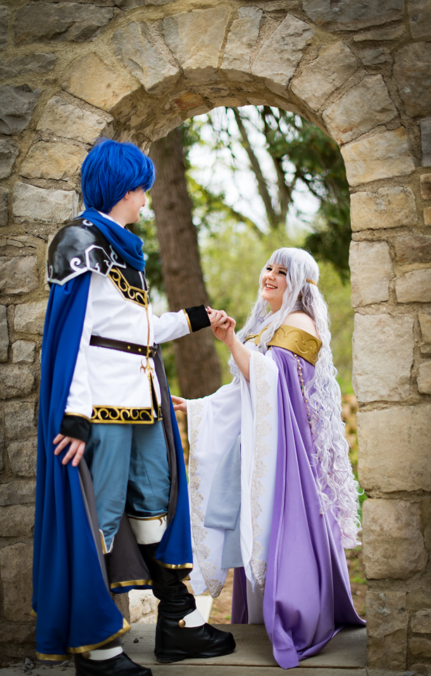 Sigurd and Deirdre by MissCarlette