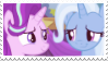 starlight and trixie stamp by hyenatxt