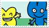 bfb hosts stamp by hyenatxt