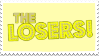 the losers! stamp by hyenatxt