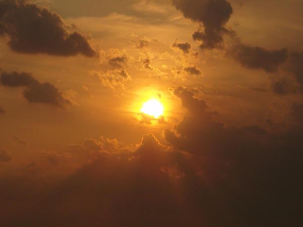 Sylt sunset by Roxaya